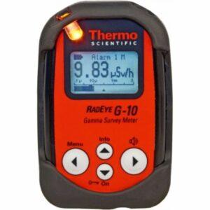 Rad Eye G-10 Dosiswarner, Thermo Fisher Instruments