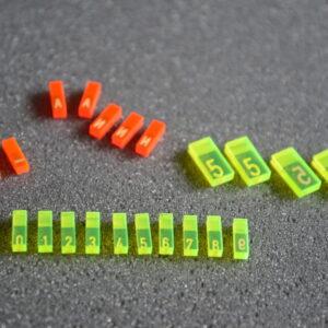 Kunststoff-Schablonen