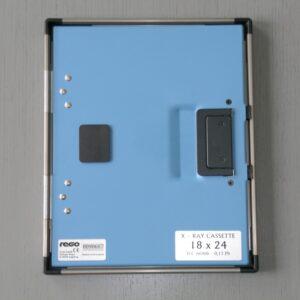 Leichtmetall-Filmkassette