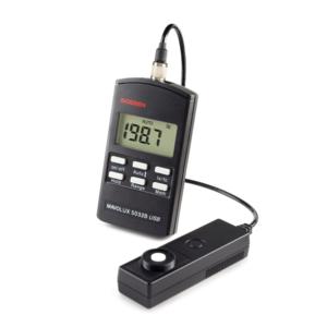 Gossen Mavolux 5032 B USB, Beleuchtungsstärkemessgerät