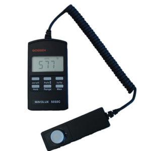 Gossen Mavolux 5032 C USB, Beleuchtungsstärkemessgerät