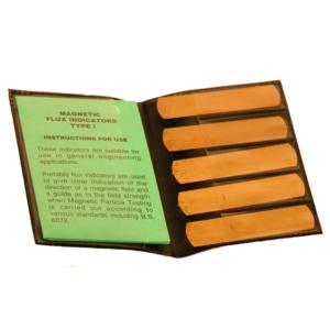 Burmah-Castrol Magnetfeldanzeiger