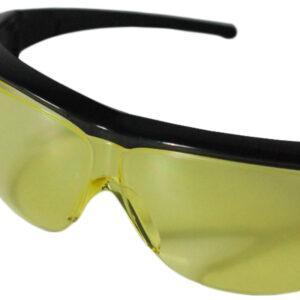 UV-Schutzbrille gelb, hartbeschichtet