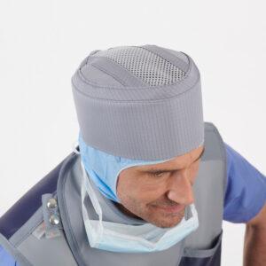 Strahlenschutz-Kopfbedeckung Mavig