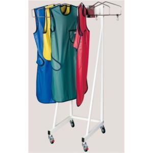 Aufbewahrungssysteme für Röntgenschutzkleidung – Dr. Goos Suprema