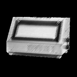 LED- und Halogen-Filmbetrachter, Irisleuchten