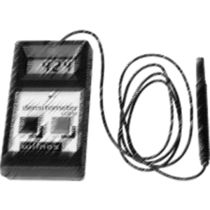 Densitometer und Schwärzungstreppe