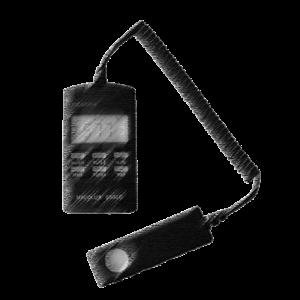 Luxmeter und Leuchtdichtenmessgerät